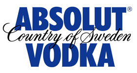 Absolut vodka's logo