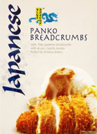 Packet of panko breadcrumbs